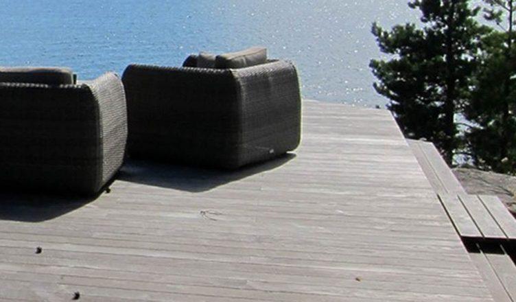 Drewno na zewnątrz - w poszukiwaniu materiału idealnego
